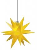 LED-STERN, gelb