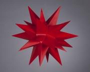 Stern i4 - 40cm Durchmesser rot, orginal Herrnhuter