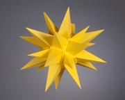 Stern i4 - 40cm Durchmesser gelb, orginal Herrnhuter